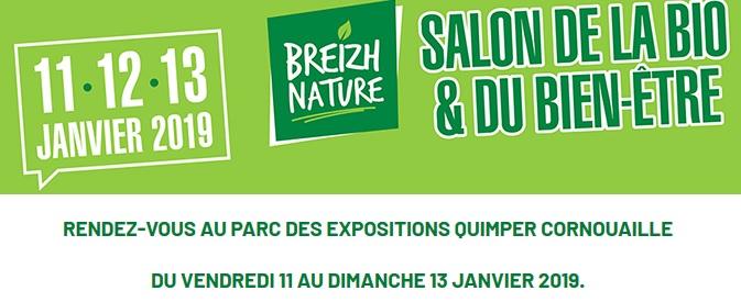 Salon Breizh Nature QUIMPER