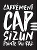 logo carrément CAP SIZUN POINTE DU RAZ